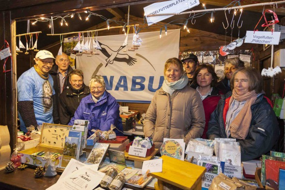 NABU-Stand, Foto © Haus Ruhrnatur
