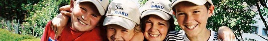NABU-KIDS, Foto © NABU, Marcus Gloger